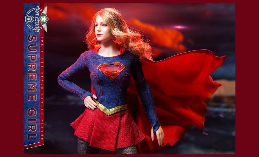 WAR STORY  WS004 SuperGirl Supreme Girl