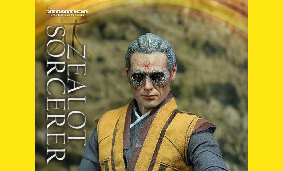 Xensation AF18 Doctor Strange Mads Dittman Mikkelsen Kaecilius Zealot Sorcerer