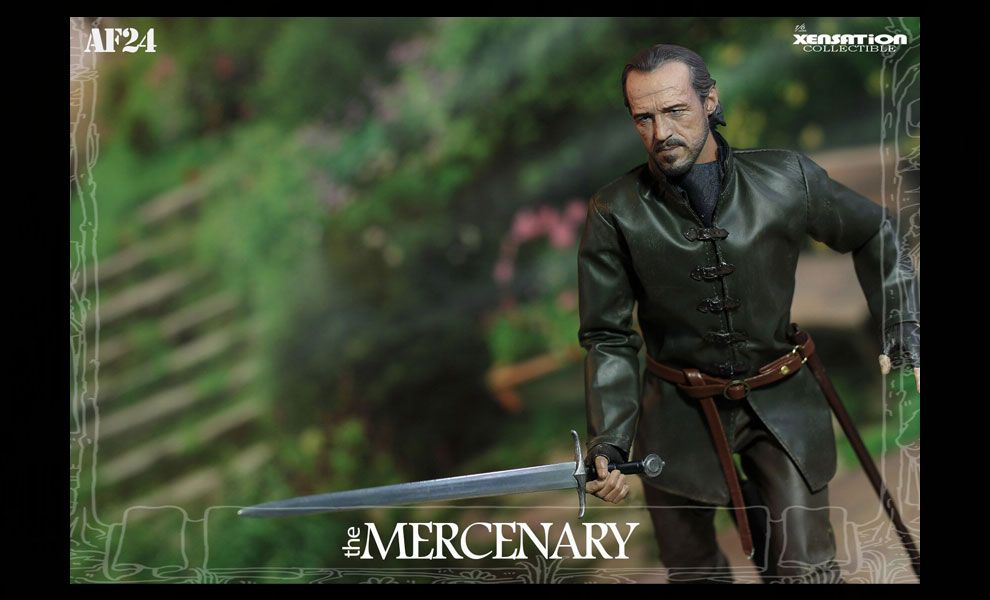 Xensation AF24 The Mercenary BRONN
