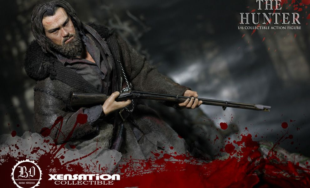 XENSATION AF16 THE HUNTER THE REVENANT 1/6 LEONARDO DICAPRIO