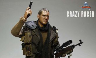 ART FIGURES AF-019 CRAZY RACER MAD MAX FURY ROAD