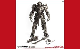3A TOYS 3A18103-SV Transformers The Last Knight Megatron Standard version