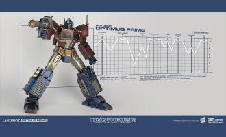 3A Transformers Autobot G1 Optimus Prime