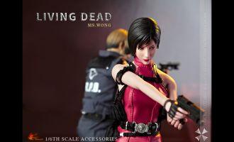 Hot Heart FD006 Resident Evil Ada Wong Ms. Wong A