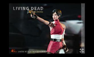 Hot Heart FD006 Resident Evil Ada Wong Ms. Wong B
