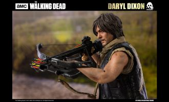 """THREEZERO-THE-WALKING-DEAD-DARYL-DIXON-1/6-ACTION-FIGURE"