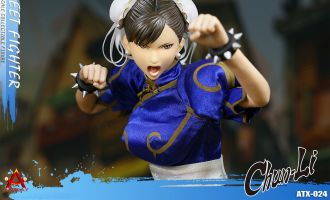 ACPLAY ATX-024 STREET FIGHTER CHUN-LI 1/6 COLLECTIBLE FIGURE