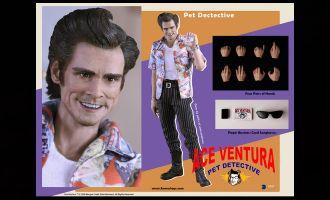 Asmus Toys ACE01 1/6 Pet Detective series Ace Ventura