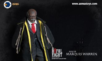 ASMUS TOYS H802 THE EIGHT FULL MAJOR MARQUIS WARREN