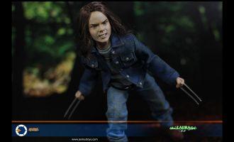 Asmus Toys TEENBD03 & CM003 LOGAN LAURA 2.0 Laura Kinney