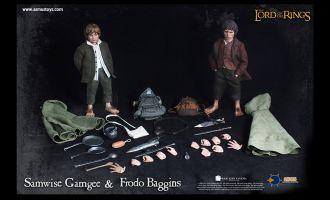 Frodo Baggins & Sam