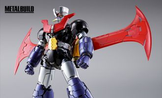 BANDAI-METAL-BUILD-MAZINGER-Z-INFINITY