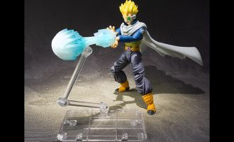 BANDAI FIGUARTS SH DRAGON BALL XENOVERSE TIME PATROLER