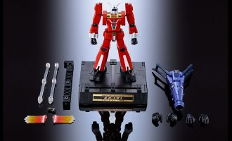 Bandai GX-92 Ideon Soul Of Chogokin Ideon Full Action Banner