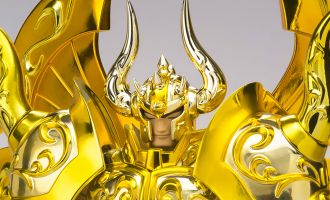 BANDAI MYTH CLOTH SAINT SEIYA SOUL OF GOLD TAURUS GOD CLOTH