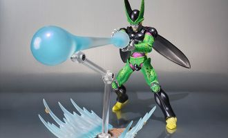 BANDAI S.H. FIGUARTS PERFECT CELL PREMIUM COLOR