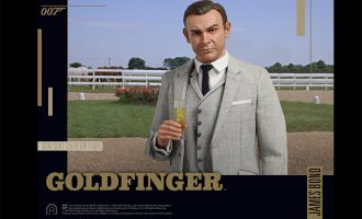BIG CHIEF STUDIOS 007 GOLDFINGER 007 JAMES BOND 1/6 COLLECTOR FIGURE SERIES