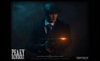 BIG CHIEF STUDIOS PEAKY BLINDERS TOMMY SHELBY 1/6 FIGURE