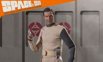 Big Chief Studios Space 1999 Action Figure Commander John Koenig