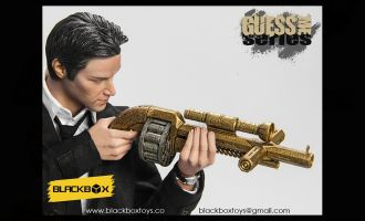 Black Box BBT9001 Constantine Guess Me Series Keanu Reeves Constantine Banner