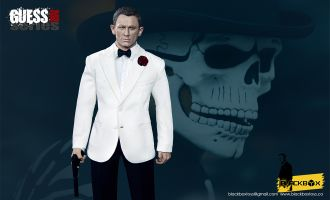 BLACKBOX BB9002-W SPECTRE 007 JAMES BOND DANIEL CRAIG