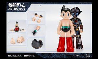 Blitzway 5PRO STUDIO ASTROBOY Normal Version BW-NS 50102 Superb Anime Statue