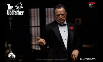 Blitzway BW-SS-20301 The Godfather Superb Scale Statue 1/4 Vito Corleone The Godfather 1972 Quarter Scale Statue