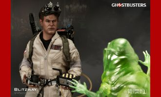 Blitzway BW-UMS10102 Ghostbusters 1984 1/6th Scale Raymond Stantz