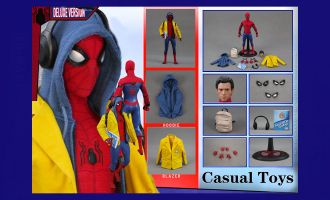 Casual Toys CTS01 Spiderman Homecoming Banner