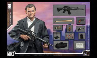 CCTOYS, GTA, Mike, Los Santos Version, Mike GTA Los Santos Version action figures Banner