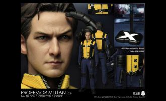 CGL TOYS MF13 X-MEN CHARLES XAVIER JAMES ANDREW MCAVOY PROFESSOR MUTANT 2.0  CHARLES