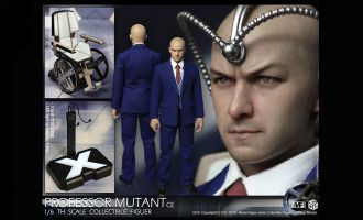 CGLTOYS MF15 Professor Mutant CE James McAvoy Charles Xavier Professor X BANNER