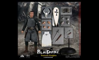 COOMODEL PE001 POCKET EMPIRES TEUTONIC KNIGHT