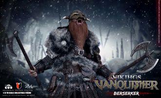 COOMODEL-SE017-VIKING-VANQUISHER-Die-cast-Alloy-BERSERKER-VIKINGS