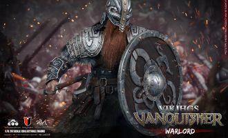COOMODEL-SE018-VIKING-VANQUISHER-Die-cast-Alloy-WARL-LORD-VIKINGS