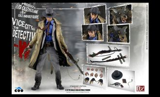 COOMODEL-X-OUZHIXIANG-VC001-VICE-CITY-THE-DETECTIVE-W-STANDARD-EDITION