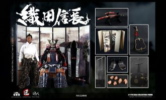 COOMODEL LS003 1/4 CRAFTSMAN SERIES ODA NOBUNAGA EXCLUSIVE EDITION