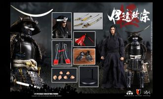 COOMODEL NO.SE051 SERIES OF EMPIRES DATE MASAMUNE 1/6 MASTERPIECE VERSION