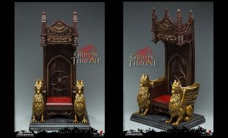 COOMODEL SE111 SERIES OF EMPIRES GRIFFIN THRONE BANNER