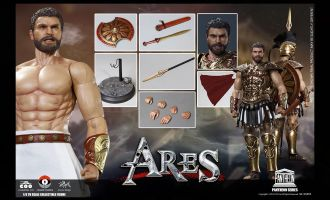 COOMODEL X HOMER HS003 1/6 PANTHEON SERIES ARES GOD OF WAR banner