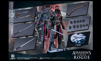 DAMTOYS DMS011 Shay-Patrick Cormac Assassin's Creed Rogue