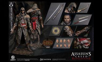 DAMTOYS DMS014 Revelations Mentor Ezio Auditore