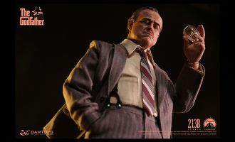 DAMTOYS DMS033 The Godfather Golden Years version Banner