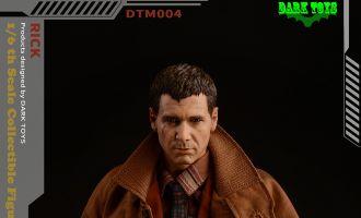 DARK TOYS DTM004 Rick Deckard Blade Runner Rick Deluxe Version banner