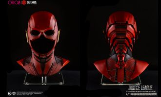 DIMENSION-STUDIO-JUSTICE-LEAGUE-HIGH-END-REPLICA-COSTUME-SETS-HELMET-FLASH