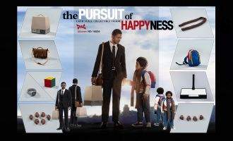 DJ-CUSTOM 16006 The pursuit of happyness Banner