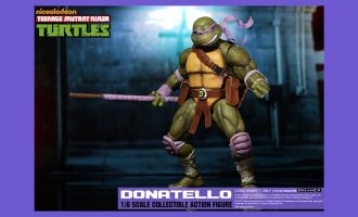 DREAM EX NICKELODEON TEENAGE MUTANT NINJA TURTLES 1/6 DONATELLO