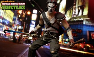 DREAM EX TEENAGE MUTANT NINJA TURTLES CASEY JONES
