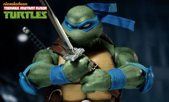 DREAM EX TEENAGE MUTANT TH NINJA TURTLES 1/6 LEONARDO