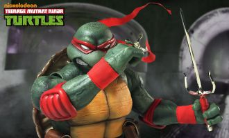 DREAM EX TEENAGE MUTANT TH NINJA TURTLES 1/6 RAPHAEL